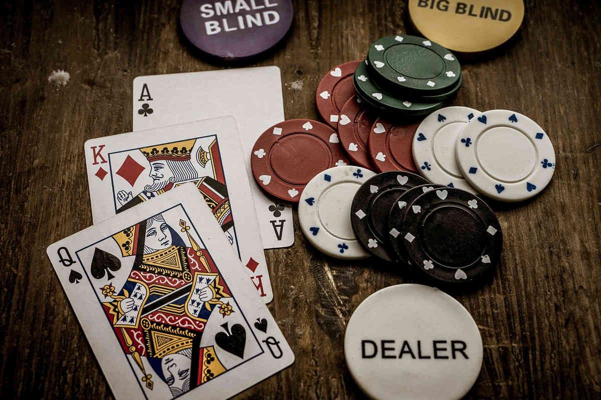 pokerset für pokerspiel zu hause